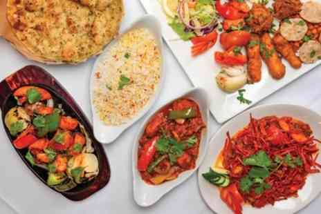 Chilli Peppers - Three Course Indian Meal for Two or Four - Save 47%