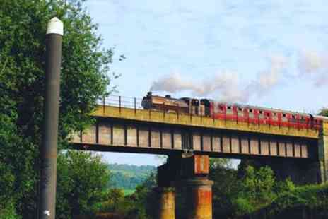 Avon Valley Rail - Day Rover Ticket from 15th To 23rd February - Save 44%