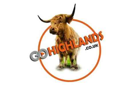 Go Highlands - Loch Ness Tour - Save 0%