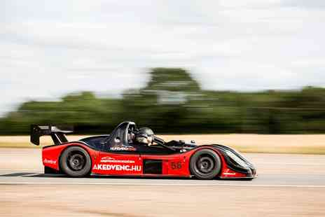 Drift Limits - 14 Lap Radical SR5 driving experience - Save 50%