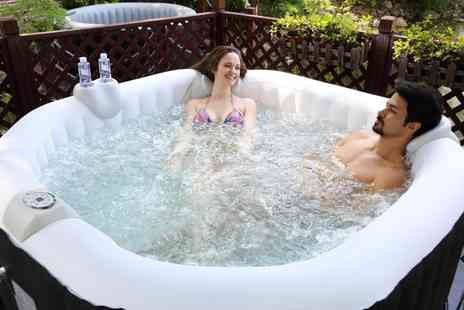 Eden Spa - ES-900 six person inflatable hot tub with a limited number available - Save 43%