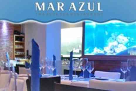 Mar Azul - Choice of Seafood Platter Including Lobster - Save 61%