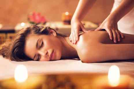 Nusrat Beauty Lounge - Full Body Swedish Massage - Save 49%