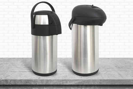 Who Needs Shops - Three liter vacuum thermal flask - Save 76%