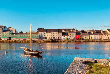 Claregalway Hotel - One night stay for two with two course dining, leisure access and late checkout - Save 29%