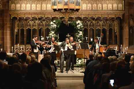 Candlelight Concerts - Band C ticket to see London Concertante perform Vivaldi Four Seasons - Save 24%