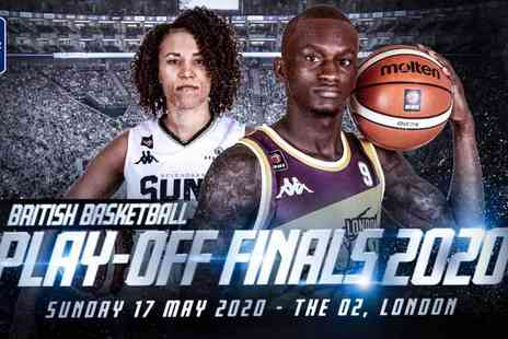 British Basketball League - British Basketball Play off Finals - Save 27%
