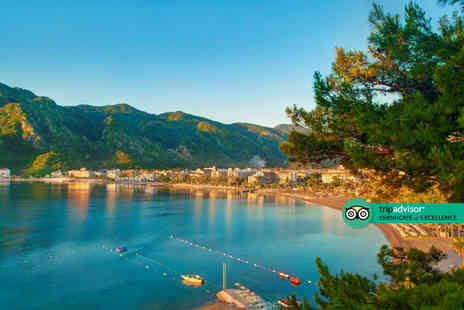 Super Escapes Travel - Seven nights all inclusive Marmaris, Turkey holiday with return flights - Save 29%