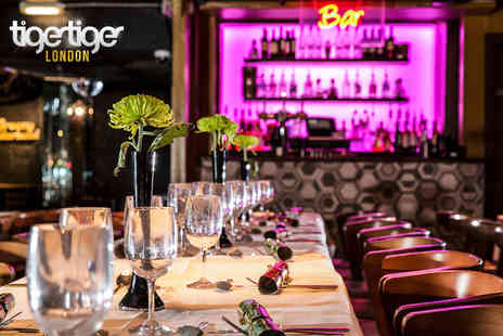 Tiger Tiger - R&B bottomless brunch for two - Save 35%