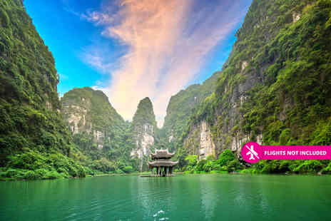 Hanoi House Hostel - Seven nights Northern Vietnam tour with mixed-board accommodation, excursions, transfers, Ha Long cruise and guide - Save 27%