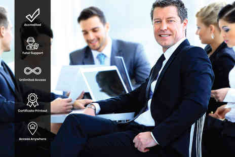 Educator London - Leadership and management diploma - Save 97%