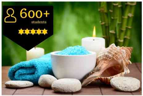 OfCourse - Online crystal therapy and reflexology course - Save 81%