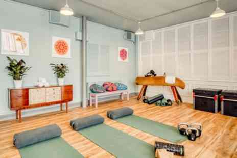 Yoga Flow - Up to Six Yoga Classes - Save 31%