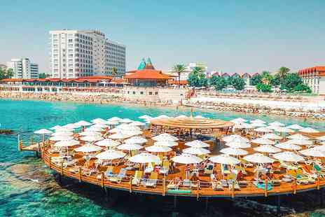 Cyprus Paradise - Seven nights all inclusive summer holiday with full day Nicosia tour - Save 0%