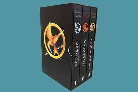 The Book Depository - The Hunger Games Trilogy Set - Save 30%