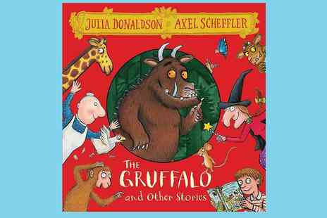 The Book Depository - The Gruffalo and Other Stories 8 CD Box Set, 30% off - Save 30%