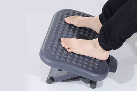 Aosom - Adjustable foot rest - Save 0%