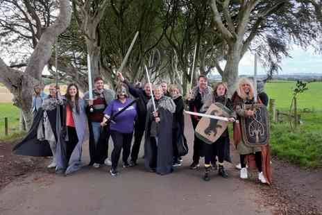 Belfast City Tours - Premium Game of Thrones bus tour for one person - Save 17%