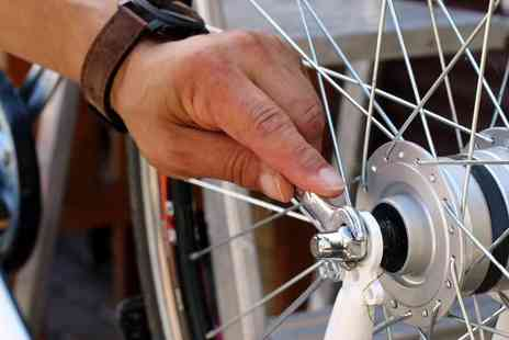 Sully Cycles - Bike service with a wash and shine - Save 57%