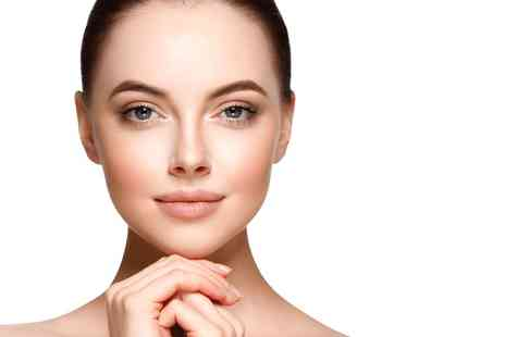 london ladies hair and beauty clinic - Semi permanent makeup on one area - Save 74%