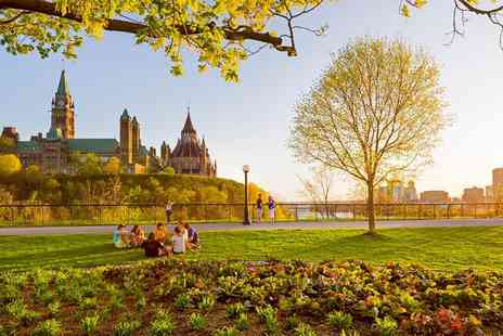 Novotel Ottawa - Four Star Stay near ByWard Market - Save 0%