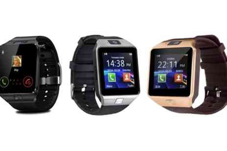 Groupon Goods Global GmbH - Smartwatch with HD Camera - Save 0%
