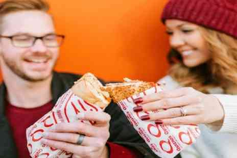 Quiznos - Medium Sub Combo Meal - Save 45%