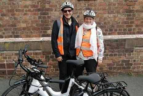 Hurlingham Travel - E Bike Tour of Sightseeings Of Liverpool - Save 0%