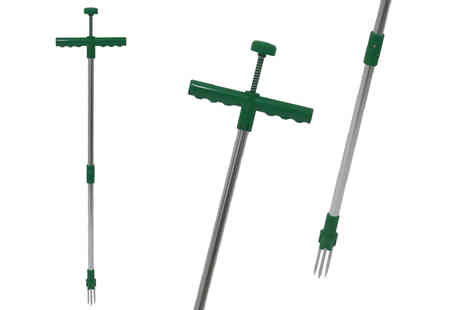 Who Needs Shops - Weed puller garden tool - Save 0%