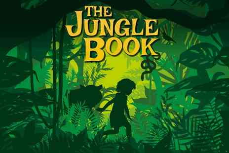 Oldham Coliseum Theatre - Ticket to see The Jungle Book musical adaption - Save 41%