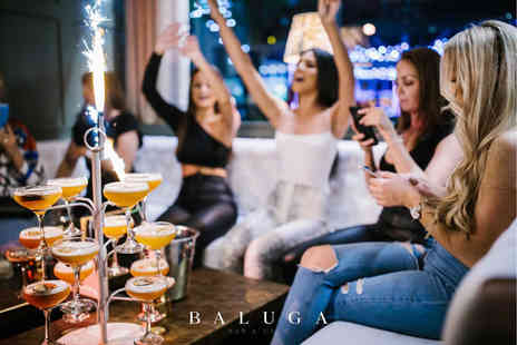 Baluga Bar & Club - Martinis for two people or cocktail tree with twelve martinis - Save 59%