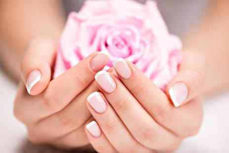 West End Beauty Clinic - Manicure or pedicure - Save 60%