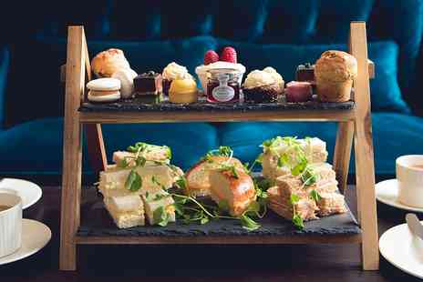 Bridge Street Townhouse - Afternoon tea & bubbly for 2 in Chester city center - Save 48%