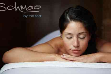 Schmoo by the Sea at Hilton Brighton Metropole - Three Treatment Pamper Package - Save 57%