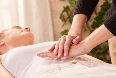 Beauty by Emma Grant - 30 Minute Reiki Session with 15 Minute Indian Head Massage - Save 62%
