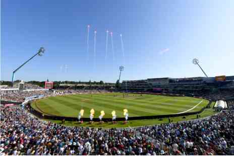 Edgbaston Stadium - Watch the Euros and T20 Vitality Blast with Midlands Legends - Save 0%