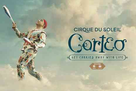 Encore Tickets - Cirque du Soleils Corteo - Save 0%