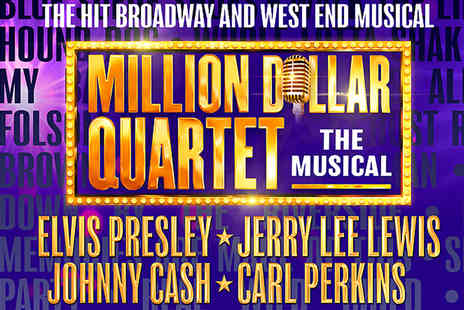 Wiltshire Creative - Ticket to Million Dollar Quartet from 15th To 20th Jun 2020 - Save 55%