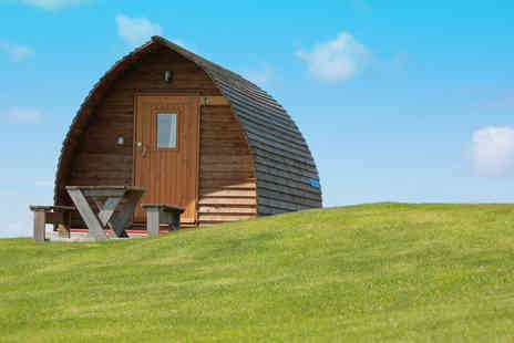 Pot a Doodle Do - Two nights self catered wigwam stay - Save 69%