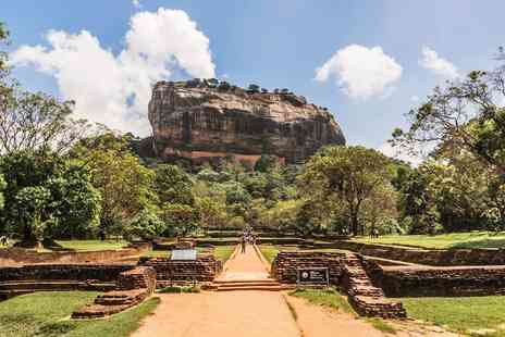 Value Added Travel - 10 Nights Sri Lanka tour with flights and meals - Save 0%