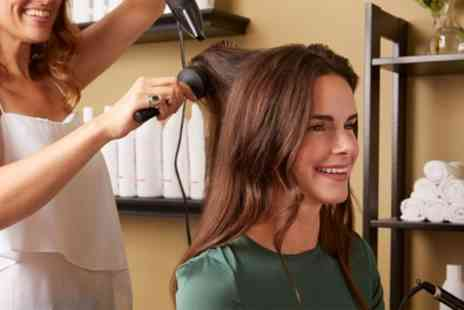 Taylor Made Treatments - Cut and Blow Dry with Optional Conditioning Treatment and Indian Head Massage - Save 0%
