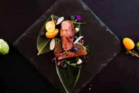 Taste of Silence by Dans Le Noir - Three Course Immersive Dining Experience with Champagne - Save 30%