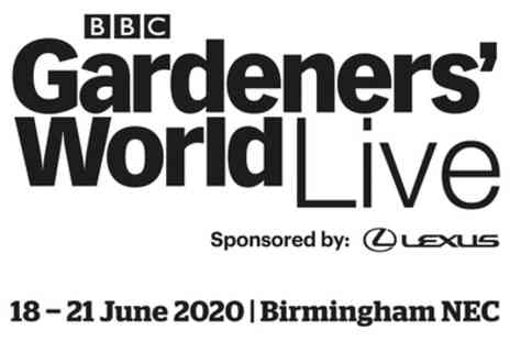 Gardeners World Live - Afternoon Tickets from 18th To 19th and 21st June 2020 - Save 0%