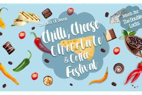 The Best Of Devon - Best of Devon Chilli, Cheese, Chocolate & Coffee Festival on 21 March - Save 35%
