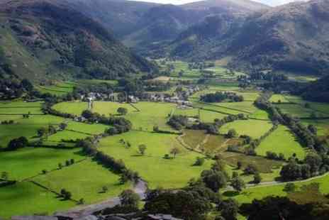Lakeside Travel Services - Private Tour of Langdale Valley Lake District, Half Day for 4 - Save 0%