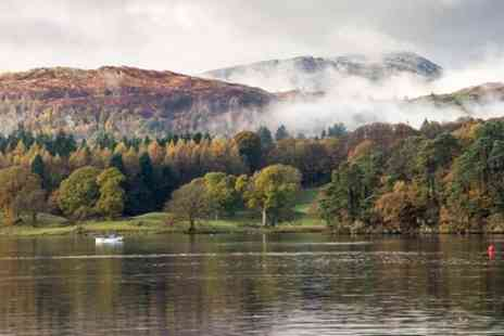 Lakeside Travel Services - Stunning Scenic Tour Half Day, Private Lake District Tour for 8 - Save 0%