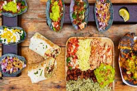 The Loft 89 - One Course Mexican Meal with Cocktails for Two or Four - Save 46%