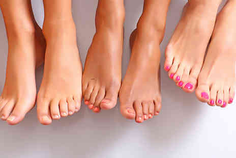SkinSpaceUK - Laser fungal nail treatment on one foot - Save 56%