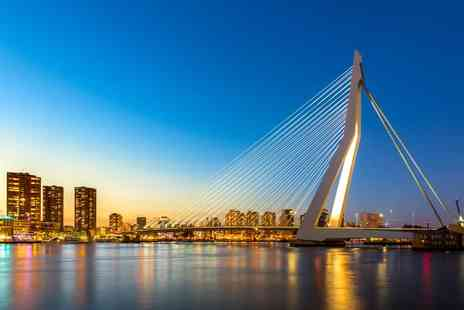 Just Coach Travel - Luxury coach return day trip to Rotterdam for one person choose from four different pick up points - Save 50%
