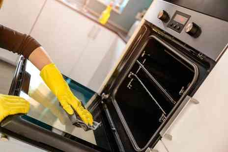 Sparkle Oven Cleaning NI - Professional single oven clean or Double oven clean - Save 52%
